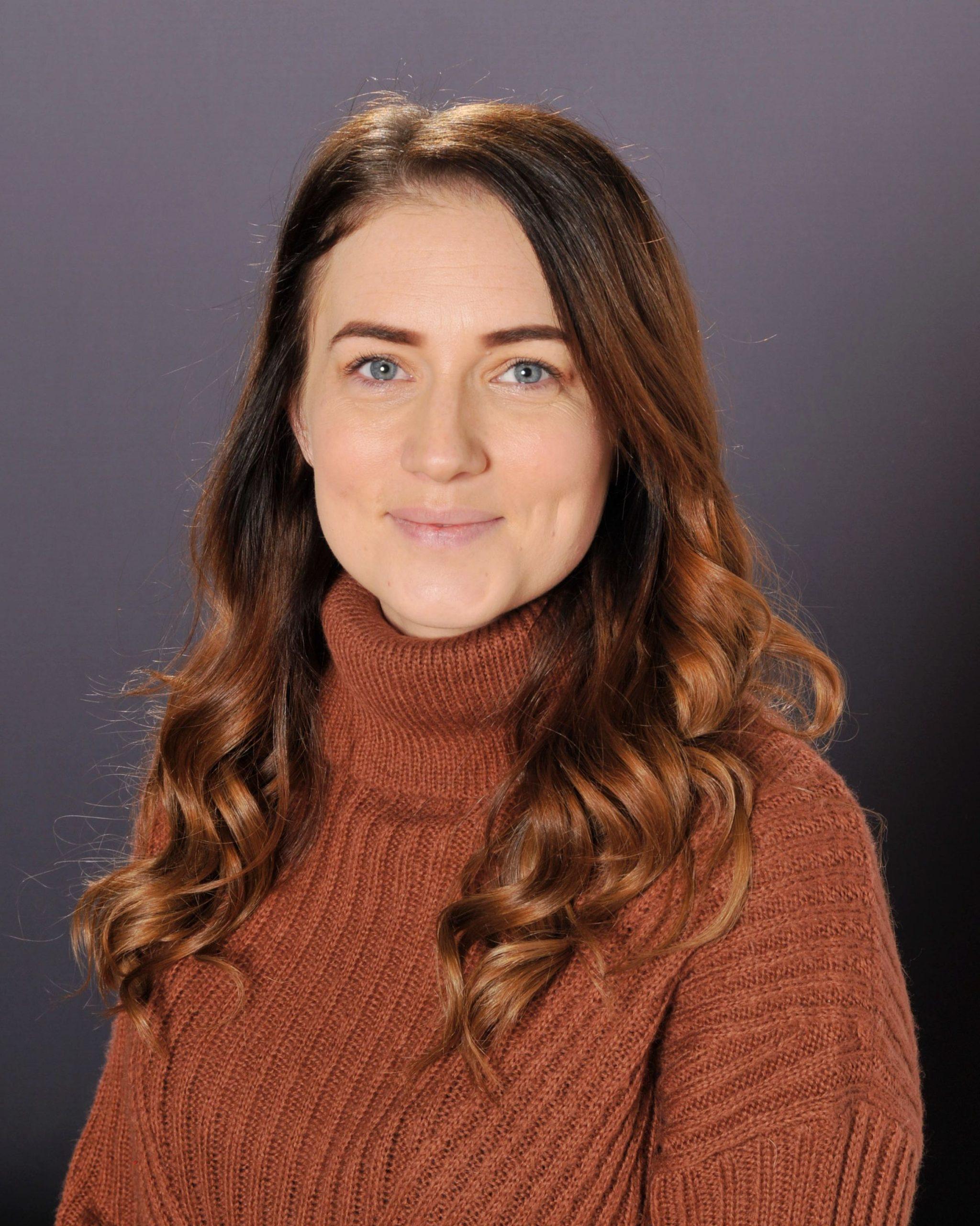 Miss Eggleston - Nursery Teacher