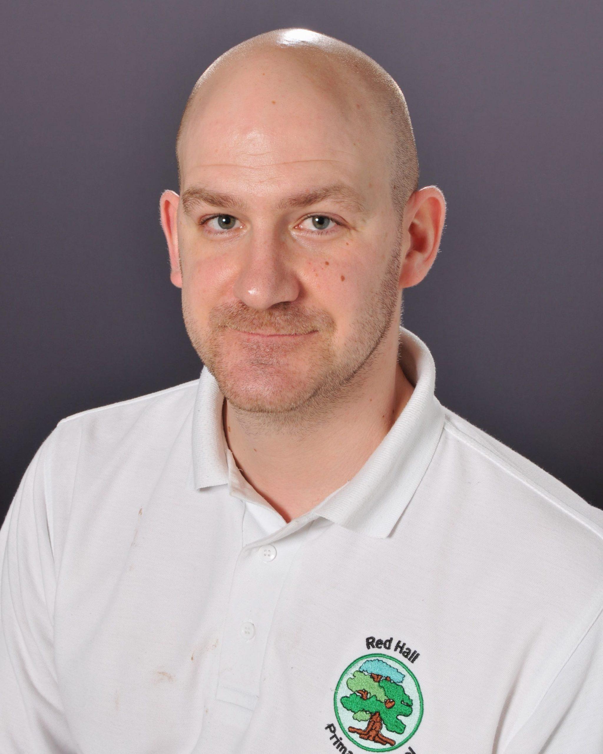 Mr Hutton - Nursery Teacher