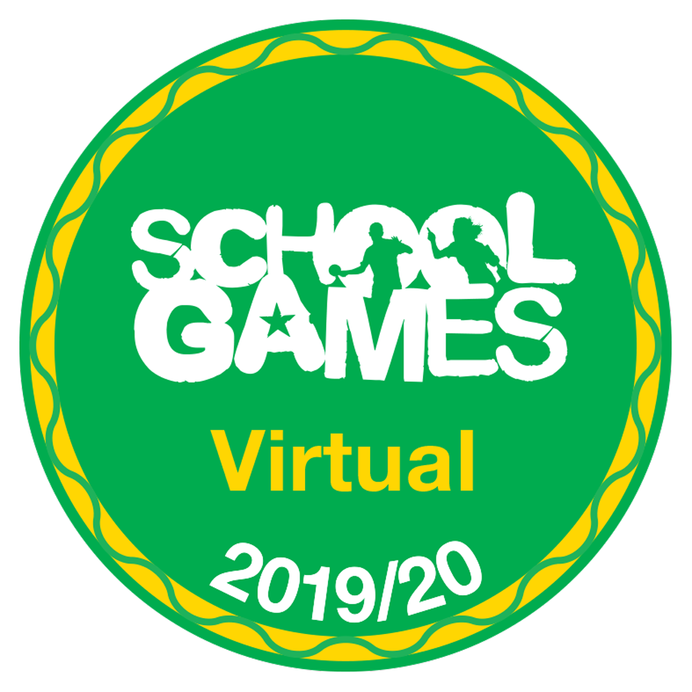 School Games Virtual Certificate