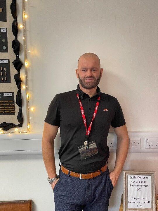 Mr Wilson - Higher Level Teaching Assistant